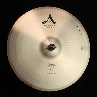 "Zildjian 19"" A ""Beautiful Baby"" Armand Ride - 1818g"