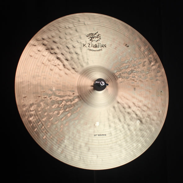 "Zildjian 20"" K Constantinople Bounce Ride - 1910g"