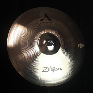 "Istanbul Agop 21"" A Brilliant Sweet Ride - 2462g"