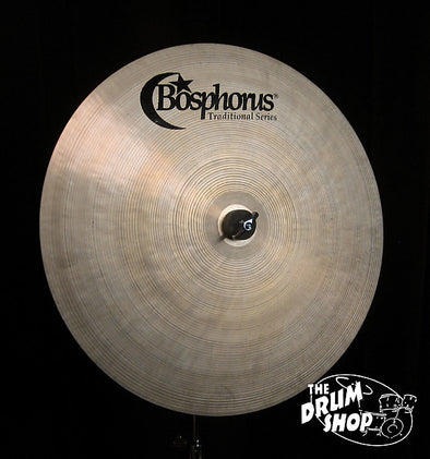 "USED Bosphorus 19"" Traditional Series Flat Ride"