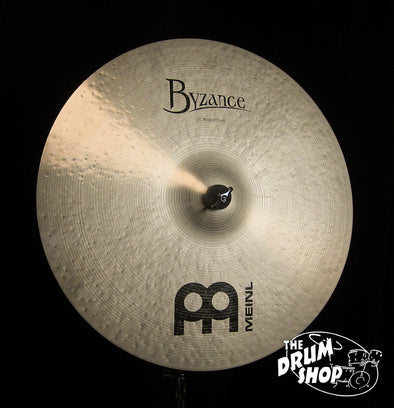 "USED Meinl 21"" Byzance Traditional Medium Crash - 2124g"