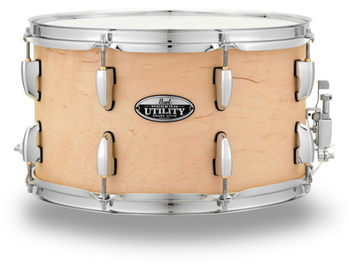 Pearl Modern Utility 14x8 Matte Natural Snare Drum