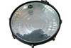 LP RAW Series Trash Snare with Sound Enhancer Snare 14 in.