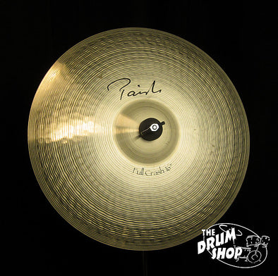 "USED Paiste 16"" Signature Full Crash"