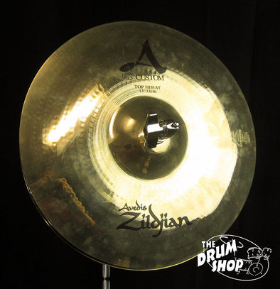 "USED Zildjian 13"" A Custom Hi Hats"
