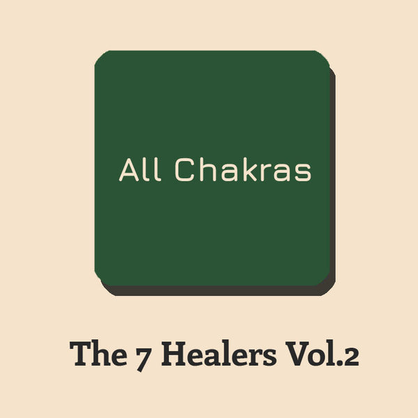 7 chakra healing meditation music bundle.