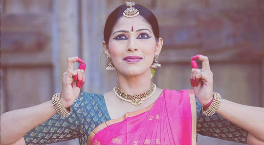 In Conversation with Prachi Saathi, Bharatnatyam Dancer