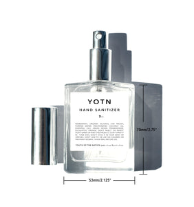 YOTN HAND SANITIZER | 2oz
