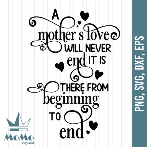 Mothers Day Svg, Files For Cricut, Mom Life Svg, Mother Life Svg, Mom Gift Love Svg, Mama Svg, Digital Download, Svg