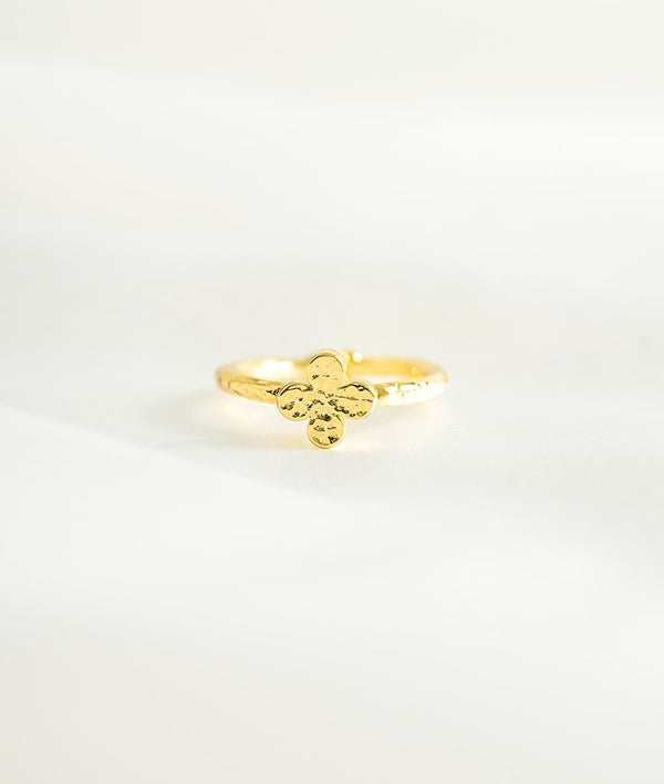 Harmony Gold Plated Ring