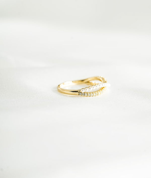 Infinite Love Ring I | Open Ring