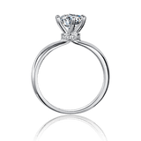 Choker | Solitaire Diamond Ring (0.5~1.0ct)