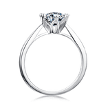 Crown | Solitaire Diamond Ring (0.5~1.0ct)