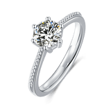 Promise | Solitaire Diamond Ring (1.0ct)
