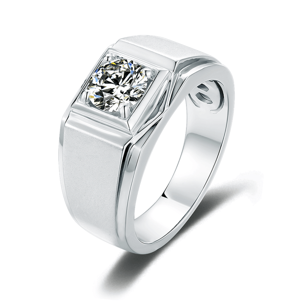 Classic ¢ò - Men's Diamond Ring (1.0ct)