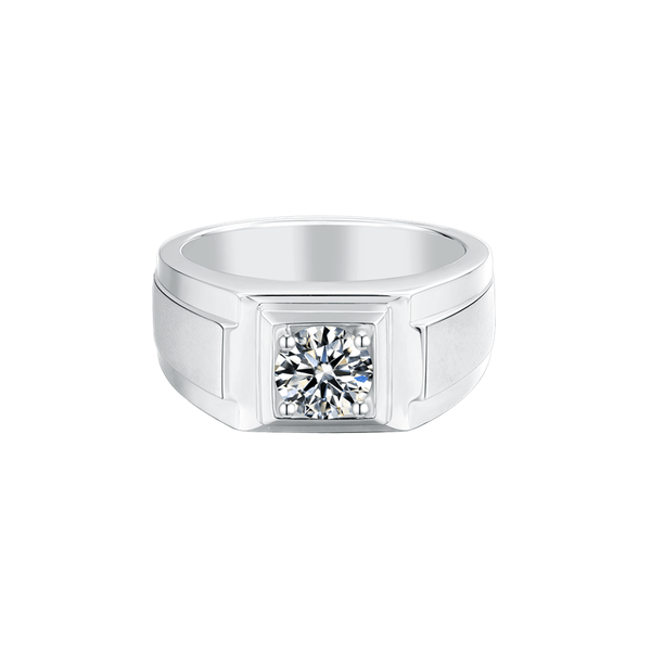 Classic¢ñ - Men's Diamond Ring (1.0ct)