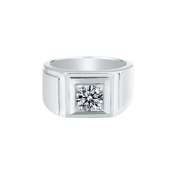 Classic Ⅲ - Men's Diamond Ring (1.0ct)
