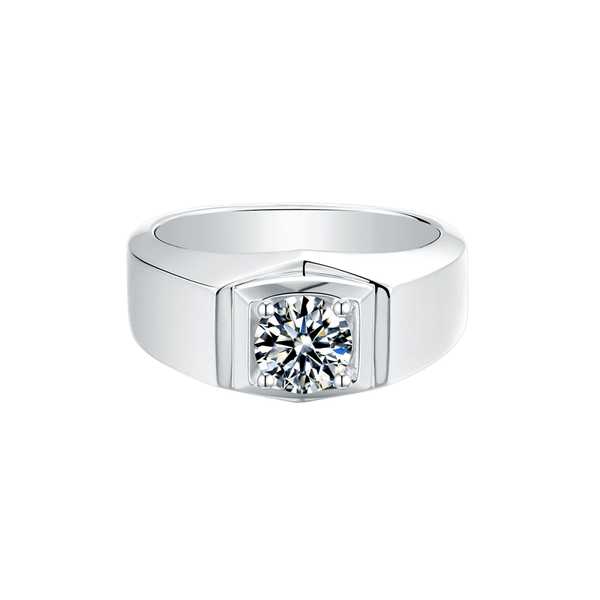 Classic Ⅳ - Men's Diamond Ring (1.0ct)