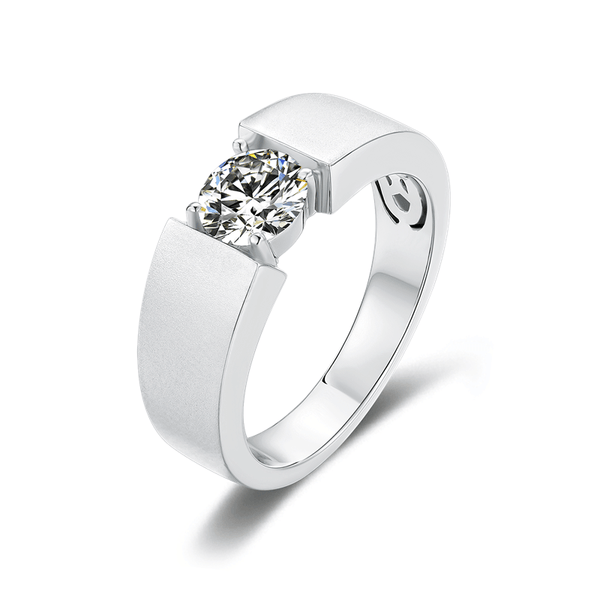 Wild - Men's Diamond Ring (1.0ct)
