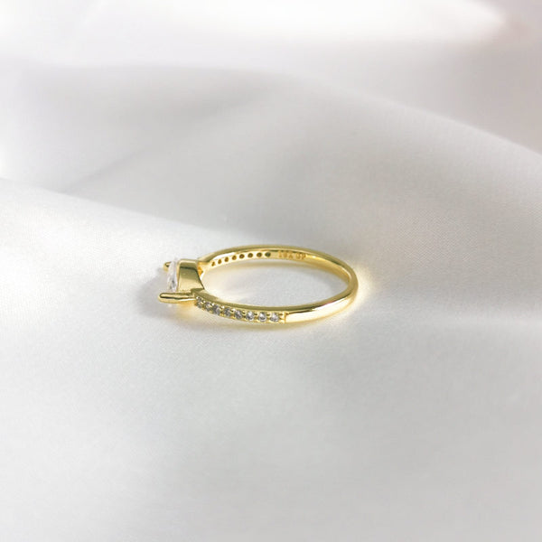 Eye of God | 18K Gold Plated Ring