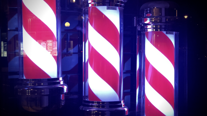 A Spooky Story Behind The Barber's Pole