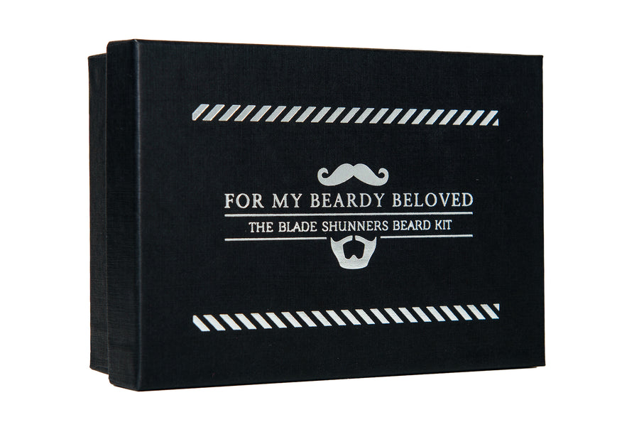 Beard grooming gift box For My Beardy Beloved