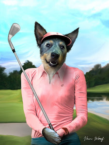The Golf Gal