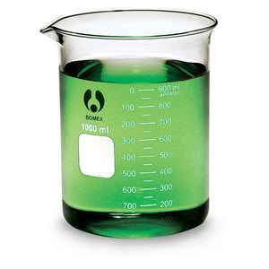Beaker, 1000mL, glass