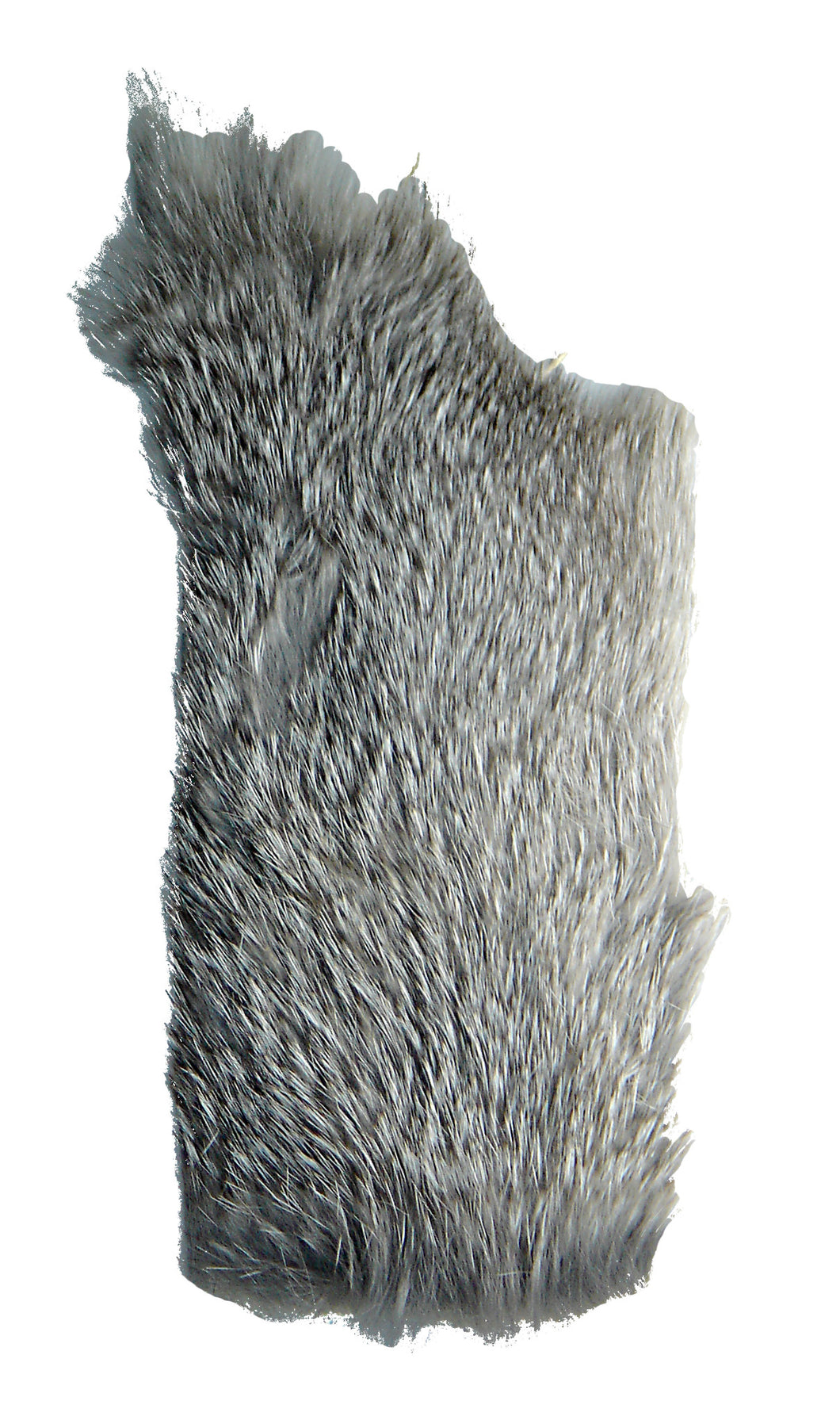 Friction pad, animal fur, 3x5