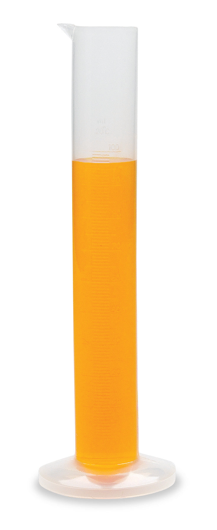 Graduated Cylinder, pp, 100mL