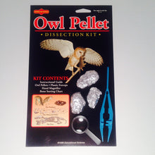Load image into Gallery viewer, Owl Pellet, 3 Pellets, Sterile