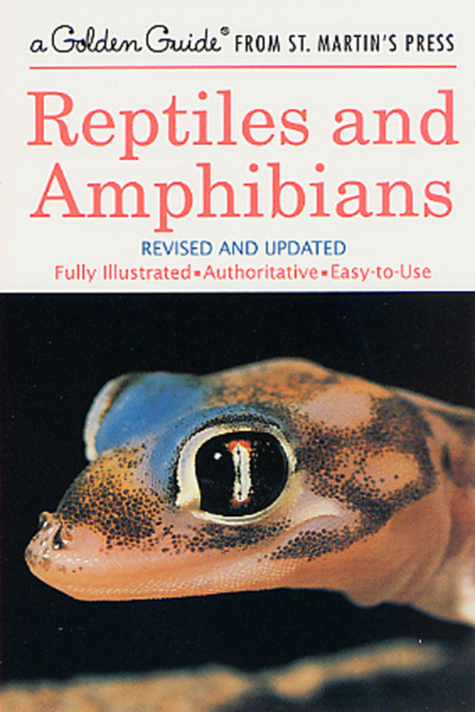 Reptiles and Amphibians Golden Guide
