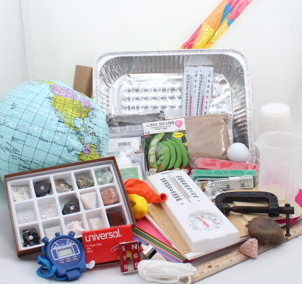 BJU Science Grade 3 Supply Kit