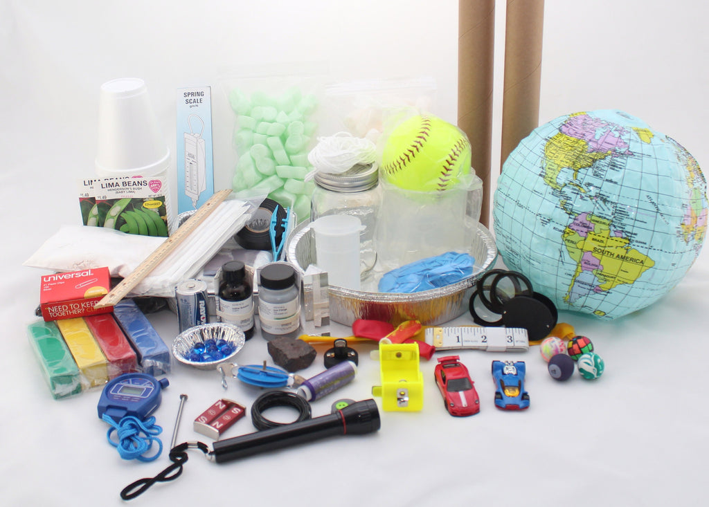 BJU Science Grade 4 Supply Kit