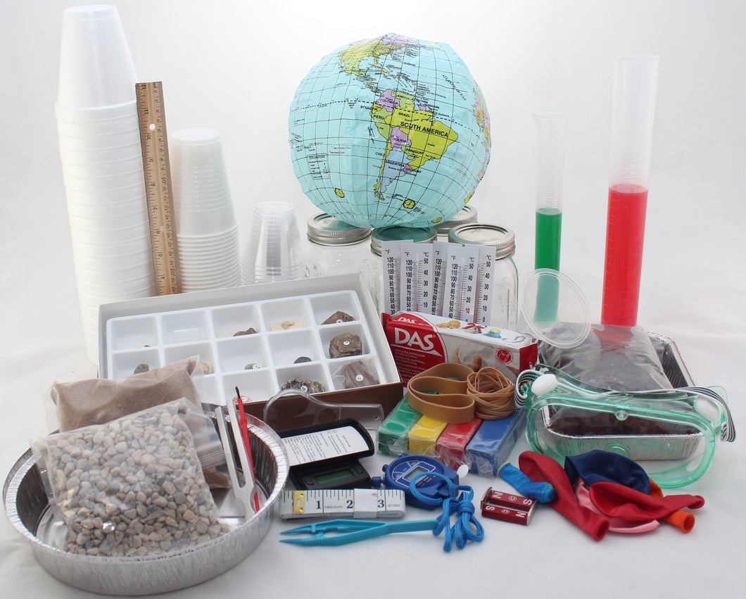 BJU Science Grade 5 Supply Kit