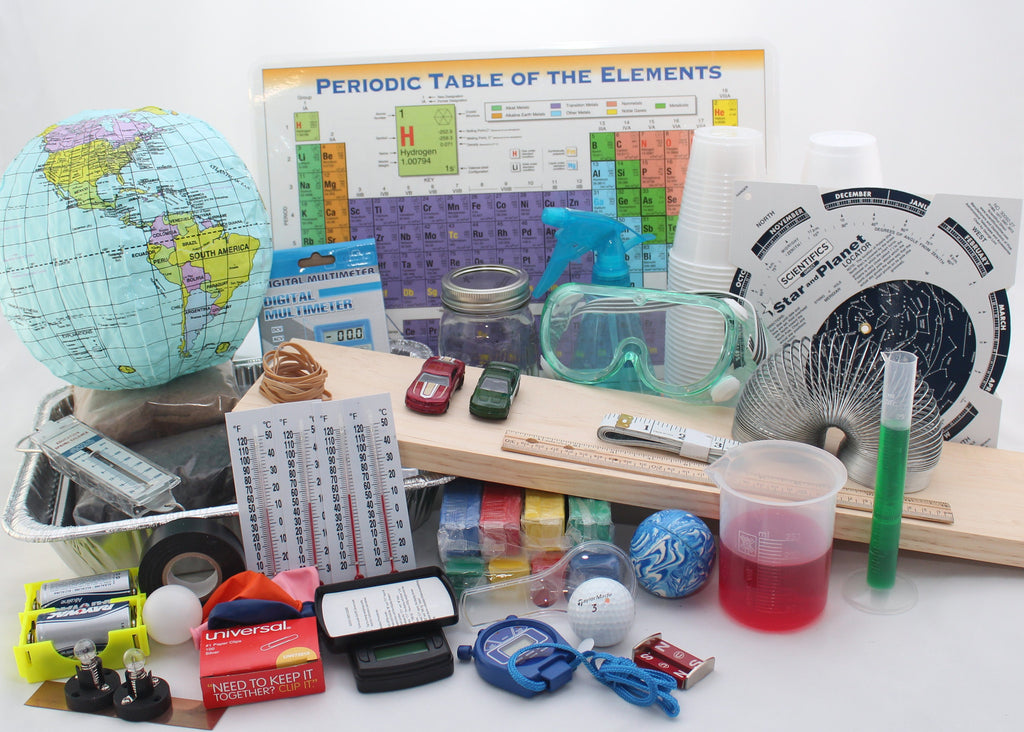 BJU Science Grade 6 Supply Kit