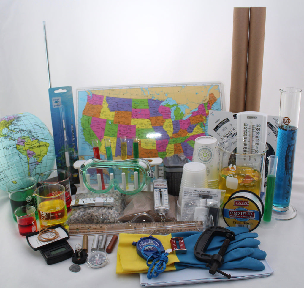 BJU Science Grade 8 Supply Kit