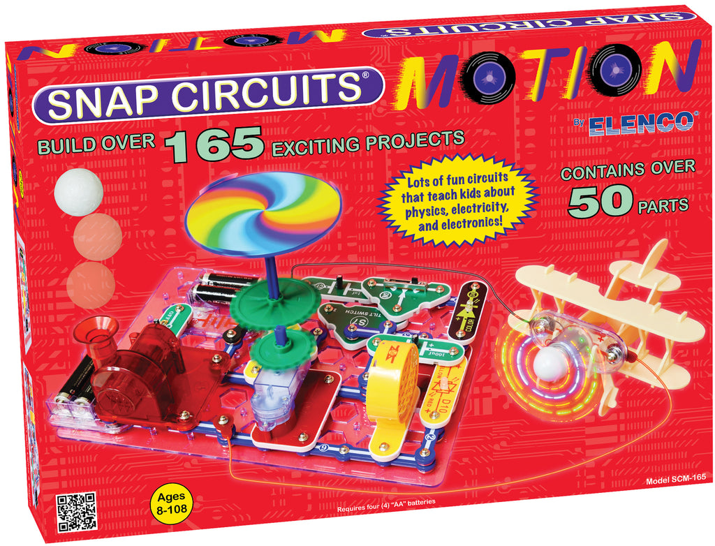 Snap Circuits Home Educational Resources Circuit Extreme Motion