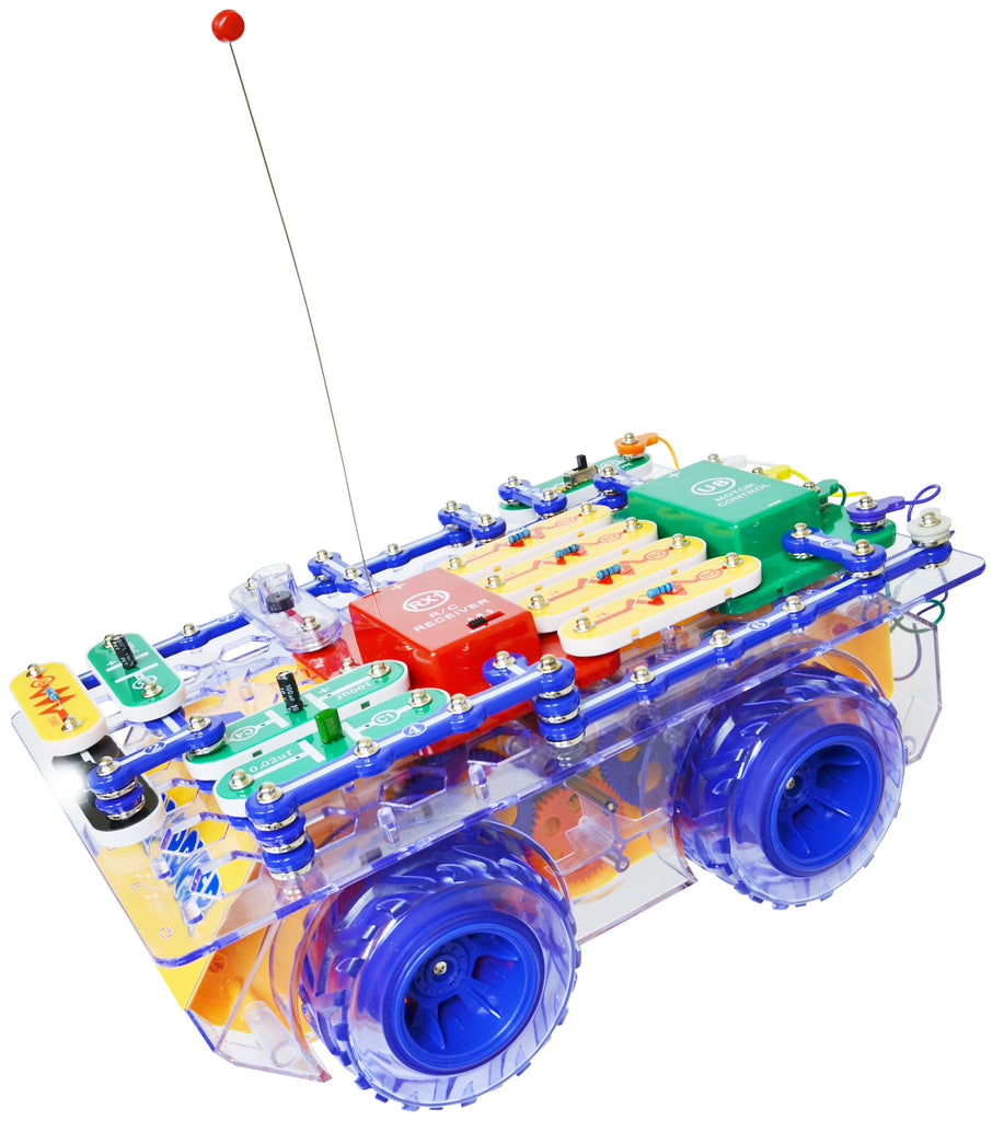 Snap Circuits Home Educational Resources Elenco Scs185 Sound 300 Experiments 11995 10795 Sale Rover