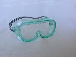 Safety Goggles, chemical impact, anti-fog