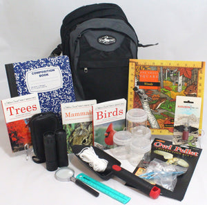 Woodlands Explorer Backpack Kit