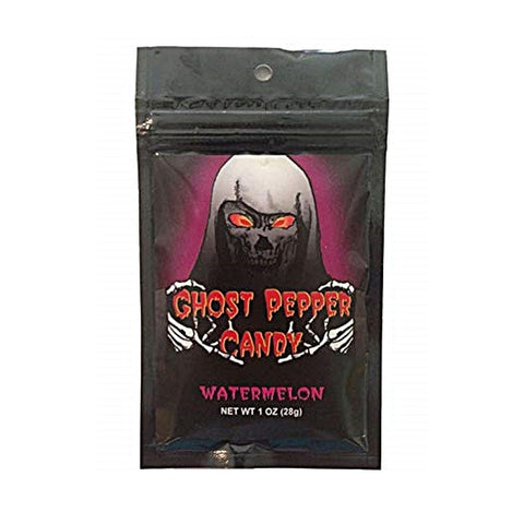 Watermelon Ghost Pepper Candy - Lucifer's House of Heat