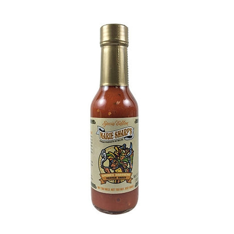 Marie Sharp's Special Edition Smoked Habanero Pepper Sauce (5oz) - Lucifer's House of Heat