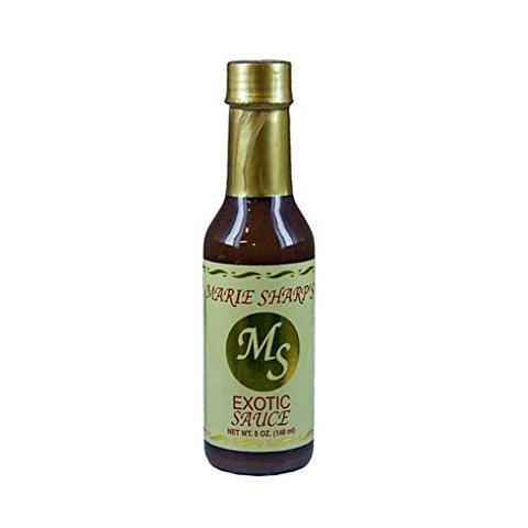 Marie Sharp's Exotic Pepper Sauce (10oz) - Lucifer's House of Heat