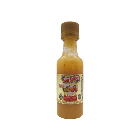 Marie Sharp's Grapefruit Habanero Pepper Sauce (50ml) - Lucifer's House of Heat