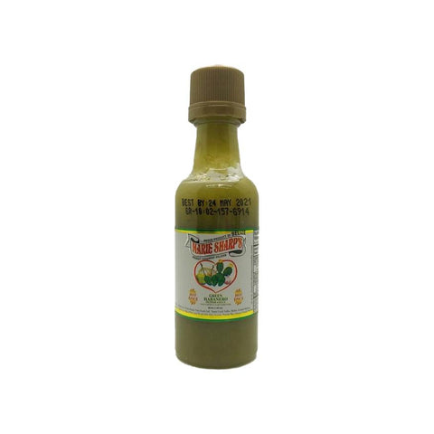 Marie Sharp's Green Habanero Nopal Prickly Pear Cactus Pepper Sauce (50ml) - Lucifer's House of Heat