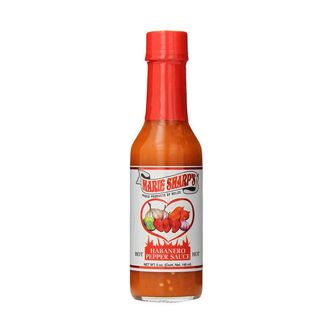 Marie Sharp's Original Hot Habanero Sauce (5oz) - Lucifer's House of Heat