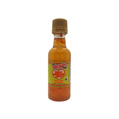 Marie Sharp's Sweet Habanero Pepper Sauce (50ml) - Lucifer's House of Heat