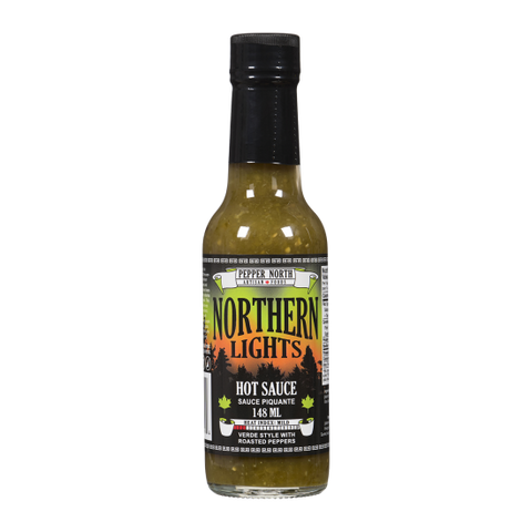 Pepper North Northern Lights Hot Sauce - Lucifer's House of Heat