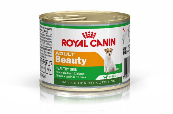 Royal Canin Mini Adult Beauty Wet Food (12x195g)